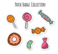 Dessert Patch Badge