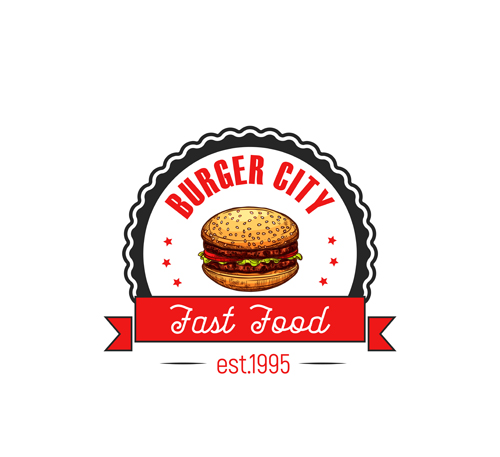 Hamburger theme logo