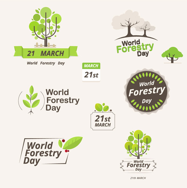 International Forest Day sign