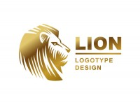 Lion theme logo