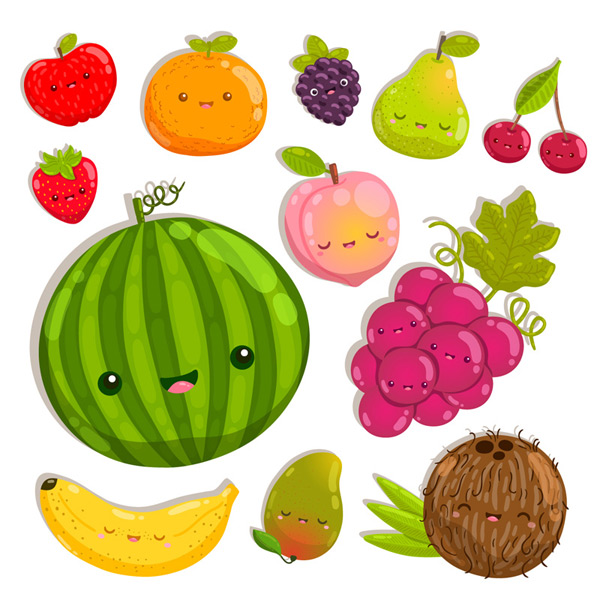 Lovely expression fruit