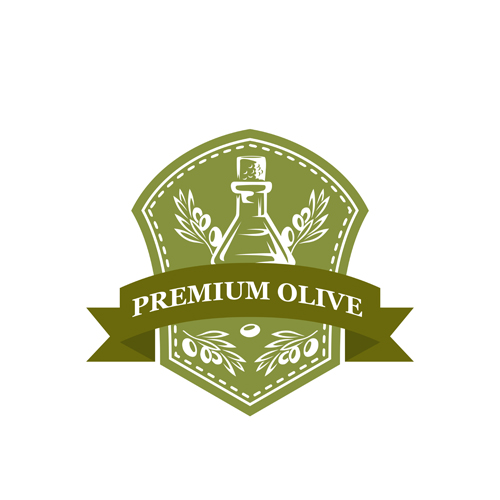 Olive oil theme logo
