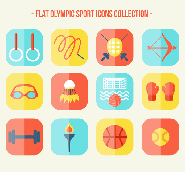 Olympic icon