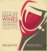 Quality wine Poster