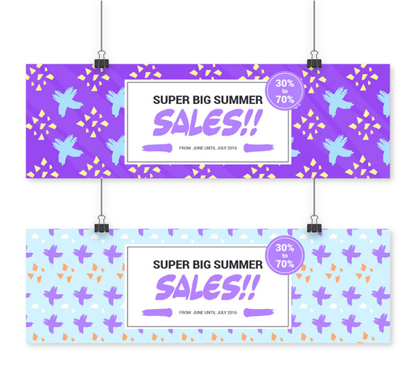 Special promotions banner