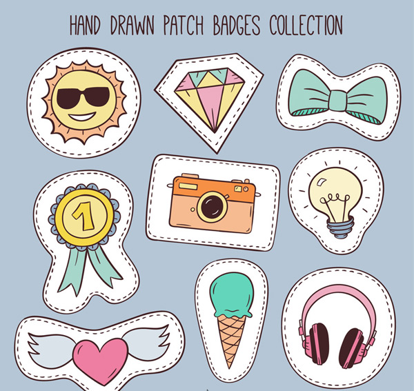 Summer Patch Badge