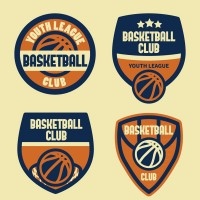 Basketball Club Badge