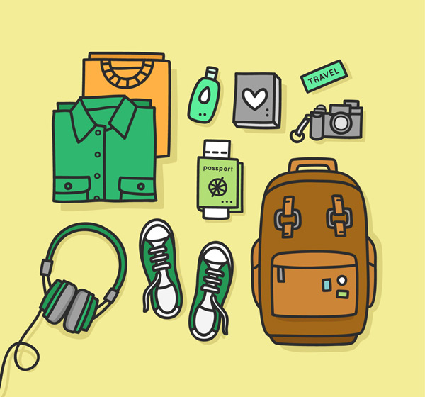 Creative travel goods