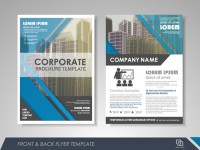 Design of enterprise publicity page