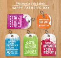 Father s day discount tag