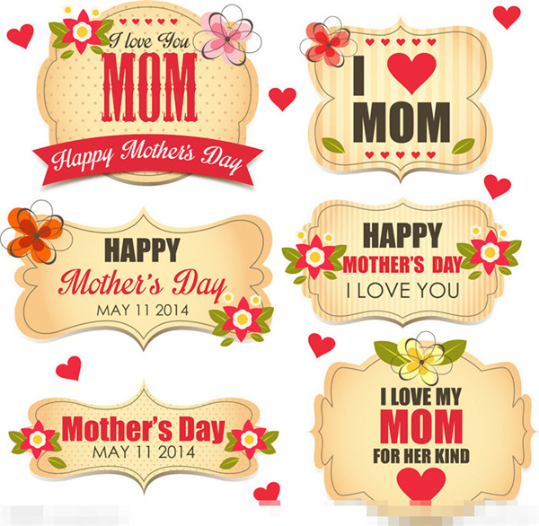 Mother s Day Tags