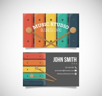 Music Studio card