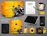 Orange business VI template