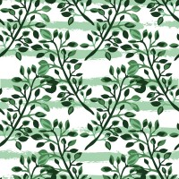 Seamless background of branches
