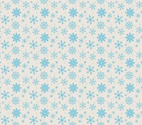 Seamless background of snowflake pattern
