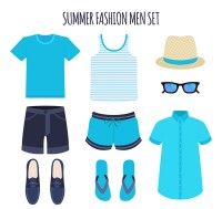 Summer clothing for men
