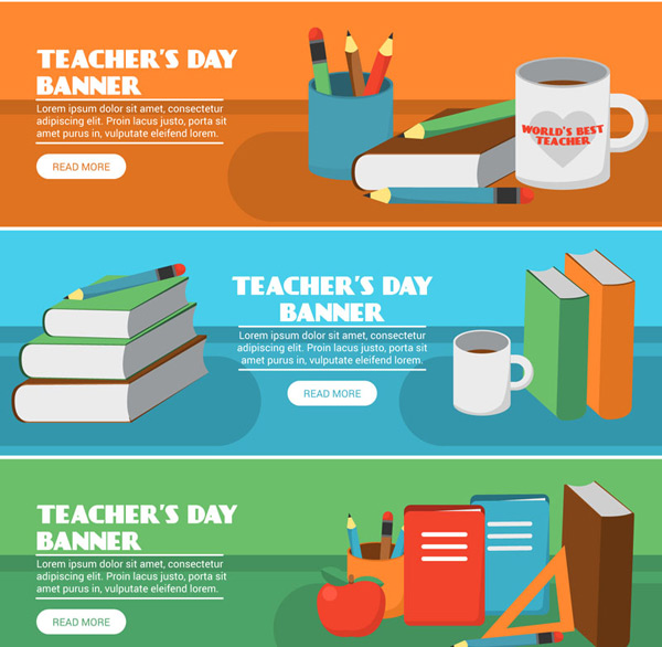 Teacher s Day banner