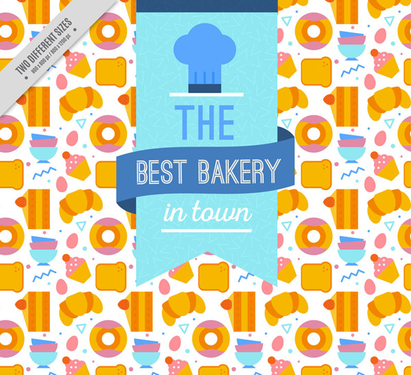 The best bakery posters