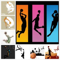 Basketball character vector