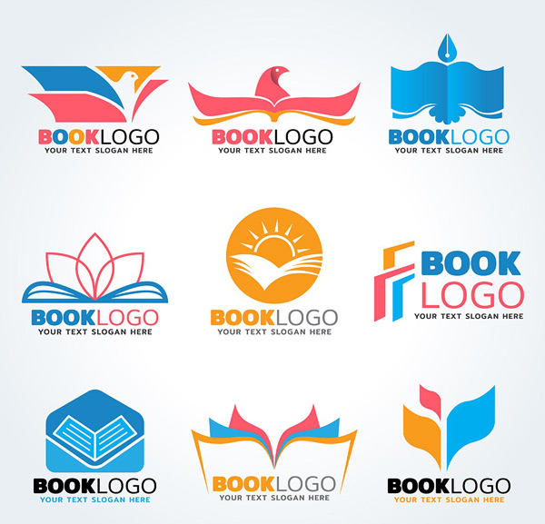 Book mark vector