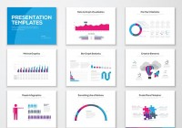Business data ppt chart