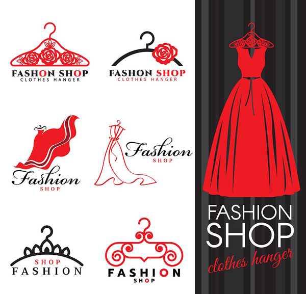 Clothing store logo
