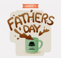 Coffee cup father s Day