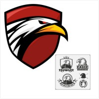 Eagle badge badge logo