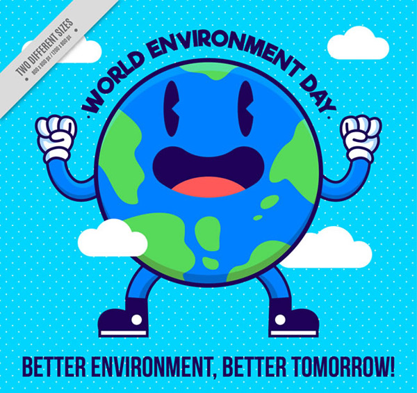 Earth World Environment Day