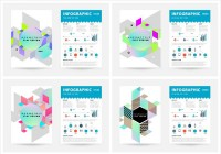 Geometric chart graphics