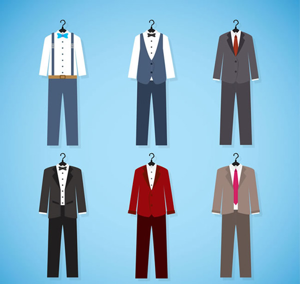 Men s suit design