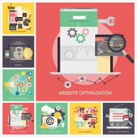 Network SEO graphics