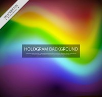 Rainbow hologram