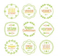 Vegetarian restaurant Tags