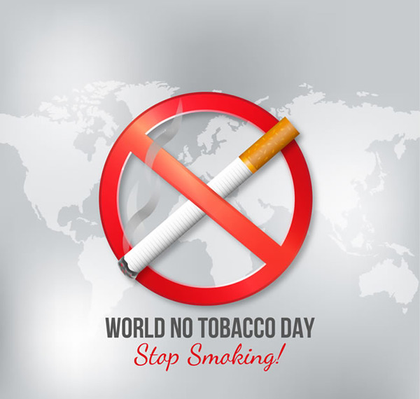 World day for smoking cessation