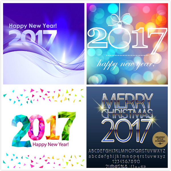2017 New Year Poster