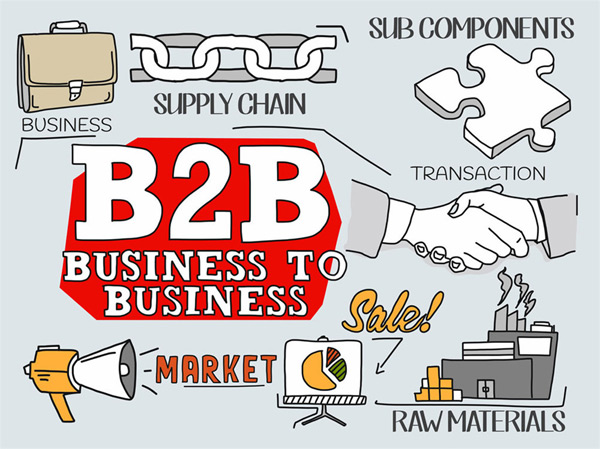 B2B business network