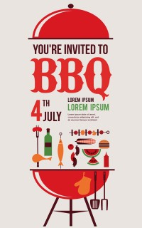 BBQ posters