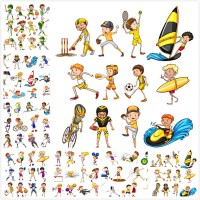 Children s sports image
