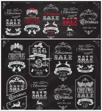 Christmas promotion lace
