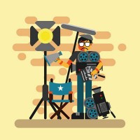 Film director characters
