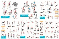 Fitness character vector