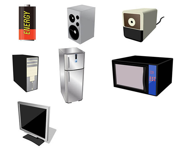 Home appliances Icon