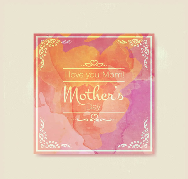 Mother s Day blessing card
