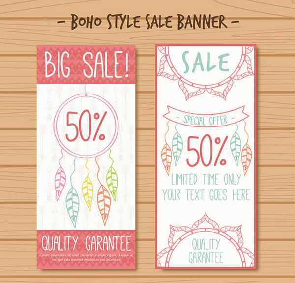 Painting discount banner