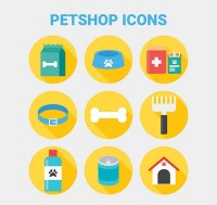 Pet supplies Icon