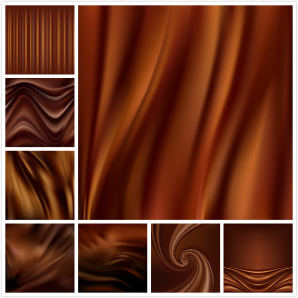 Silk background vector