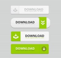Web download button
