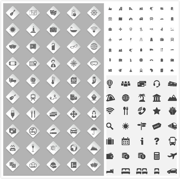 Web small icon vector